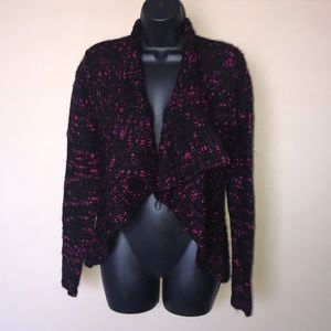 Express Open Front Knitted Cardigan Size XS